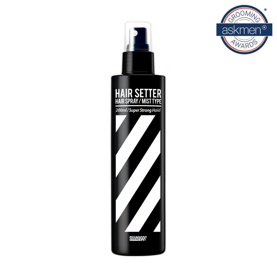 Hair Setter Spray Hair Spray / Super Strong Hold / 200 ML.