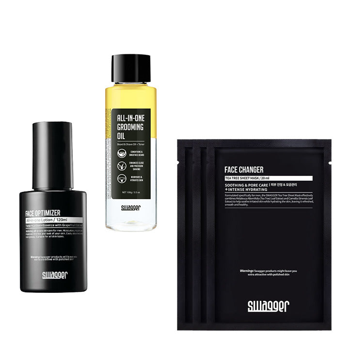 Daily Facial Care Set