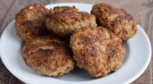 Pasture Raised NON-GMO Pork, Spicy Breakfast Sausage 1lbs Tube