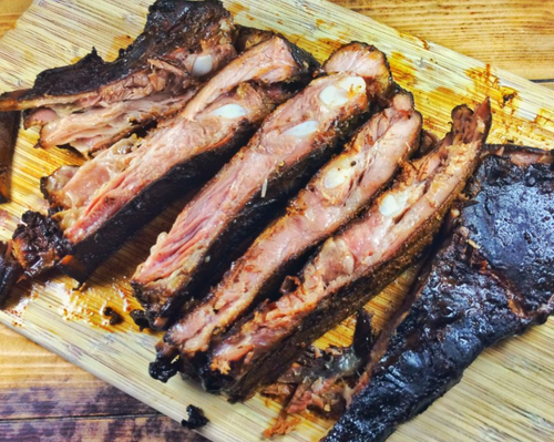 Pasture Raised NON-GMO Pork, Spare Ribs