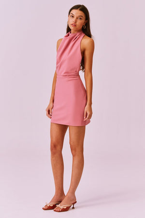 Mae Mini Dress - Pink