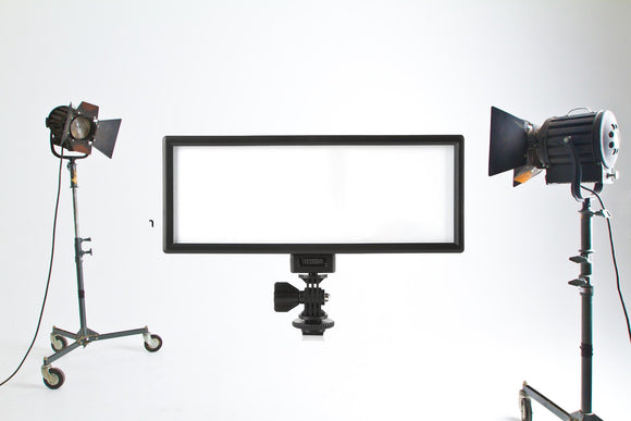 Lighting for field and studio video recording