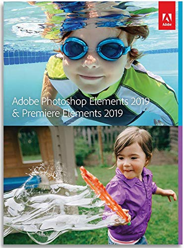 Adobe Photoshop Elements 2019 & Premiere Elements 2019 [PC Online Code] - VideoBizAzon Store