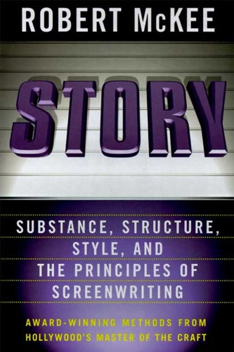 Story: Style, Structure, Substance, and the Principles of Screenwriting - VideoBizAzon Store