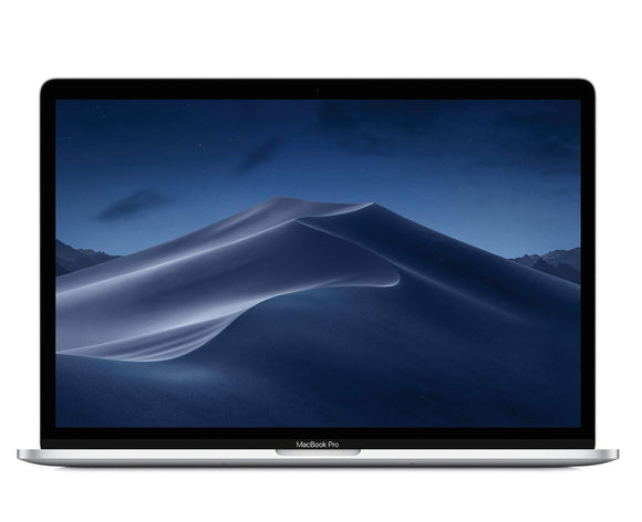 Apple MacBook Pro (15-inch, 2.3GHz 8-core 9th-generation Intel Core i9 processor, 512GB) - Silver (Latest Model) - VideoBizAzon Store