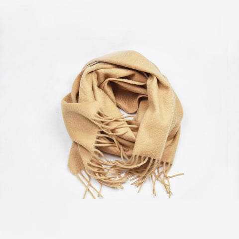 100% Organic Classic Cashmere Scarves