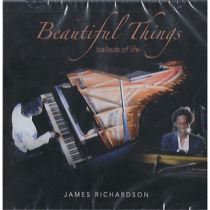 CD: Beautiful Things: Ballads of Life - Hand Made (Bermuda)
