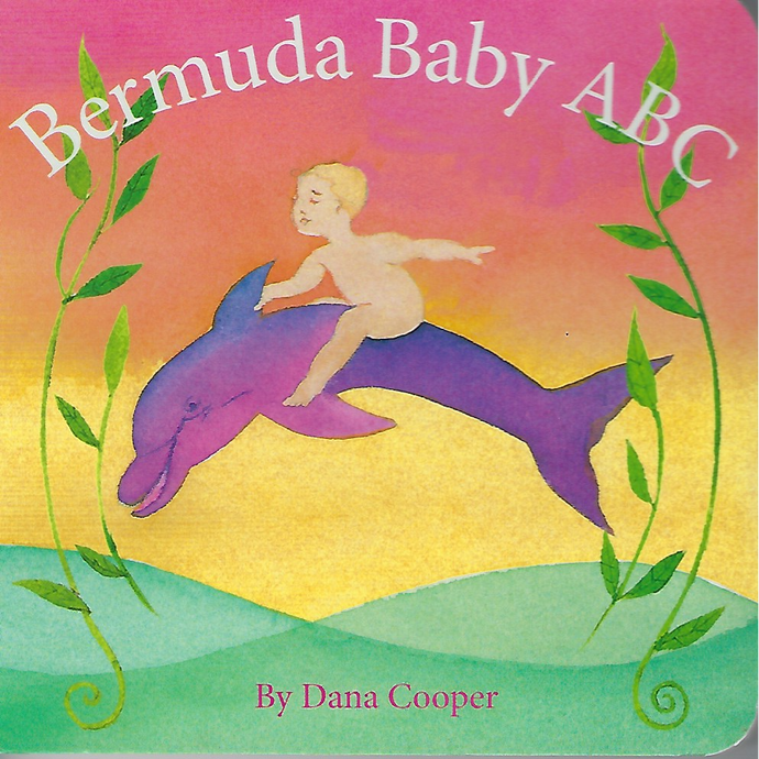 Book: Bermuda Baby ABC - Hand Made (Bermuda) Ltd