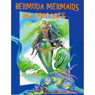 Book: Bermuda Mermaids and Mercats - Hand Made (Bermuda) Ltd