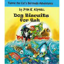 Load image into Gallery viewer, Book: Dog Biscuits for fish - Hand Made (Bermuda)