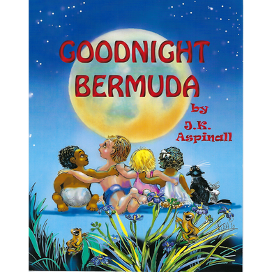 Book: Goodnight Bermuda - Hand Made (Bermuda) Ltd