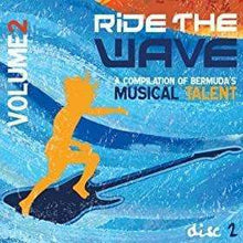 Load image into Gallery viewer, CD: Ride the Wave Volume 2 - Hand Made (Bermuda) Ltd