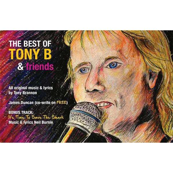 CD: The Best of Tony B & Friends - Hand Made (Bermuda) Ltd