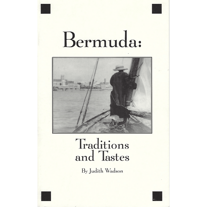 Book: Bermuda Traditions and Taste - Hand Made (Bermuda)
