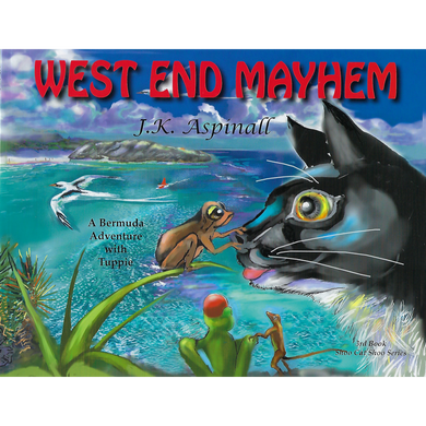 Book: West End Mayhem - Hand Made (Bermuda) Ltd