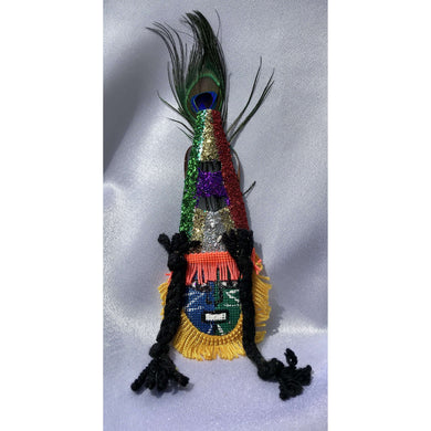 Xmas: Gombey Warrior - Hand Made (Bermuda) Ltd