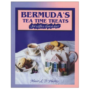 Book: Bermuda's Tea Time Treats - Hand Made (Bermuda) Ltd
