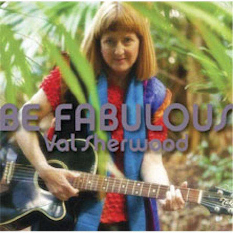 Val Sherwood CD SALE