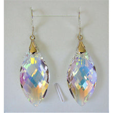 Load image into Gallery viewer, Earrings: Sterling Silver - Hand Made (Bermuda)