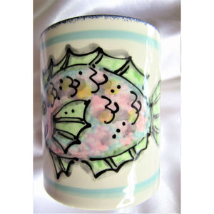 Mugs: Painted - Hand Made (Bermuda)