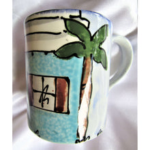 Load image into Gallery viewer, Mugs: Painted - Hand Made (Bermuda)