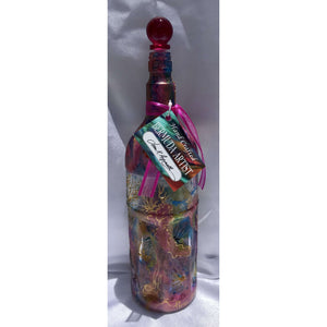 Painting: Bottles - Hand Made (Bermuda) Ltd