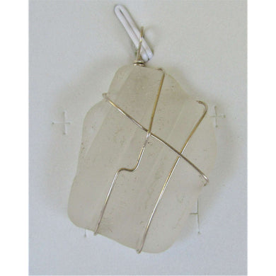 Pendants: Bermuda Sea Glass - Hand Made (Bermuda)