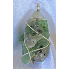 Load image into Gallery viewer, Pendants: Bermuda Sea Glass - Hand Made (Bermuda)