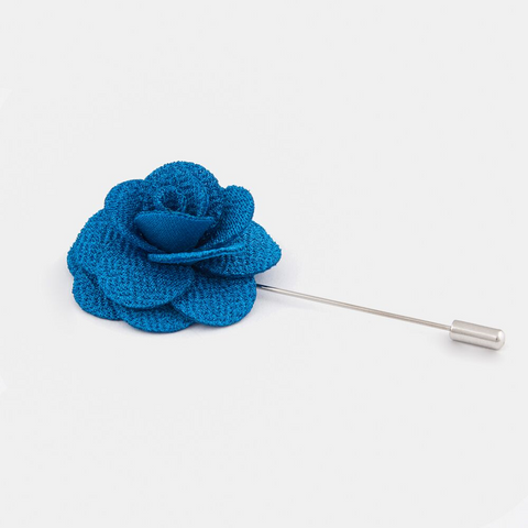 Electric Blue Lapel Design R