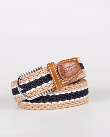Argi Stripe Belt