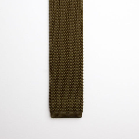Kudo Zelleny Knitted Tie