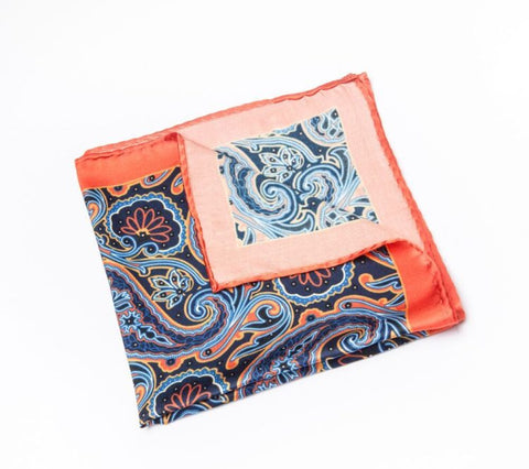 Narenchi Pocket Square