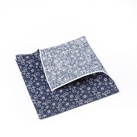 Okan Pocket Square