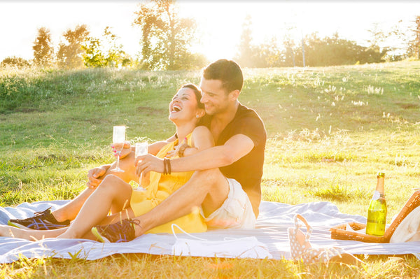 You Can't Beat a Classic Picnic Date: All You Need is BeachSheetz