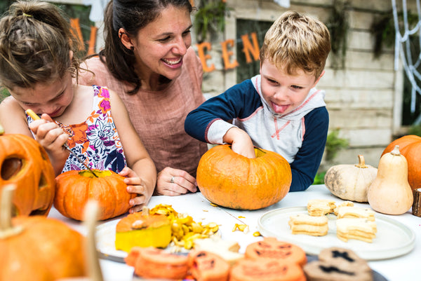 Carving Pumpkins? Here's The Right Way To Do It