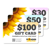 Gift Card Digital - $30 - $50 - $100