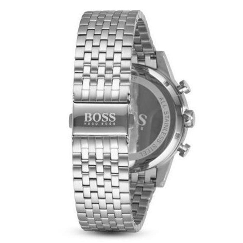 Mens Hugo Boss Navigator Chronograph Watch 1513498