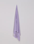 Turkish Towel, Peshtemal, Beach Towel, 100% Luxury Cotton Lilac