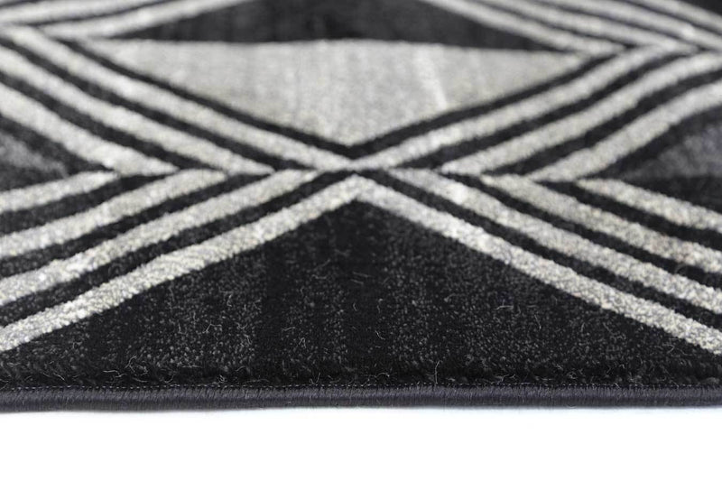 Seca Luxe Black Diamond Rug