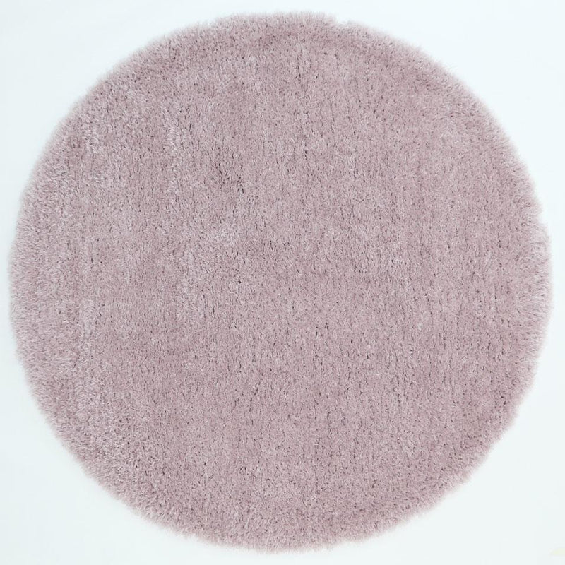 Flokati Super Soft Ultra Thick Shaggy Rug, Pink/Lilac