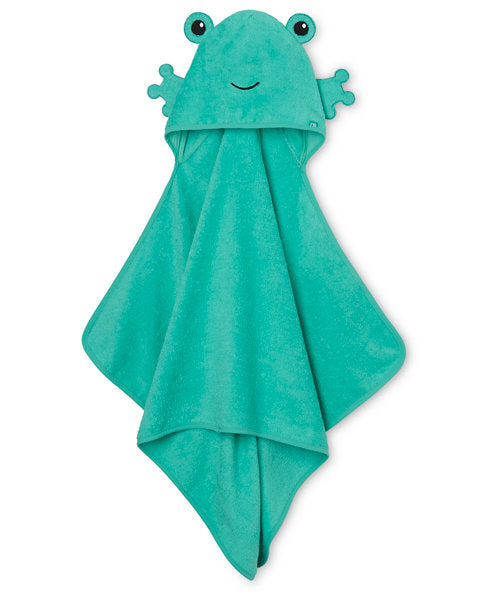 Mothercare Hooded Bath Towel - Frog