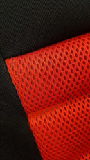 Universal Ice Mesh Front Seat Covers Size 30/35 - Red