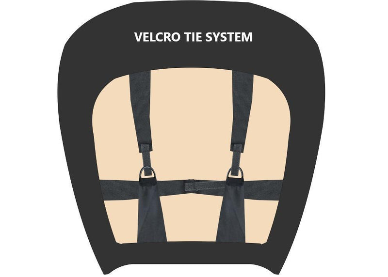 Tailor Made All Terrain Seat Covers for TOYOTA HIACE TRH-KDH SERIES 03/2005–ON SINGLE/CREW CAB LWB UTILITY VAN BLACK