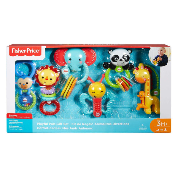 Fisher - Price Playful Pals Gift Set