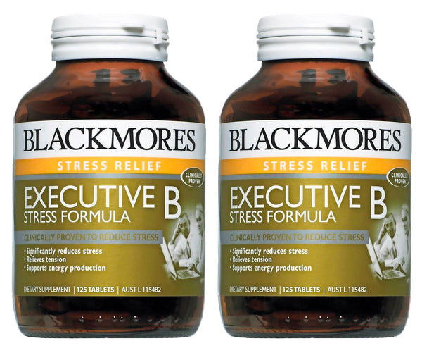 Blackmores Executive B2 x 125 Tablets