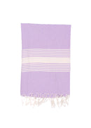 Shopstraya Beach Turkish Towel - Lilac