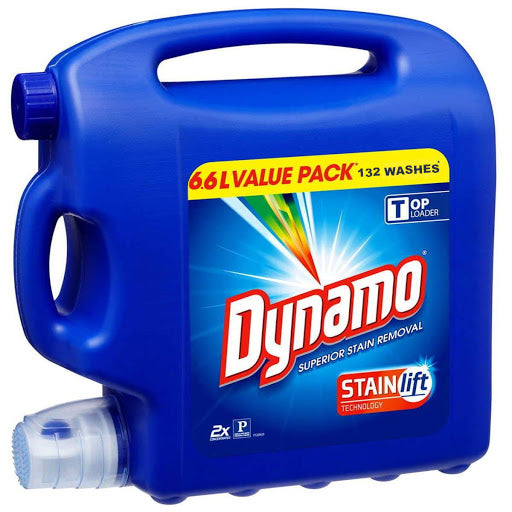 Dynamo Front & Top Load Laundry Liquid Regular 6.6L