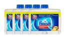 Finish Dishwasher Cleaner Lemon Sparkle 4 x 250mL