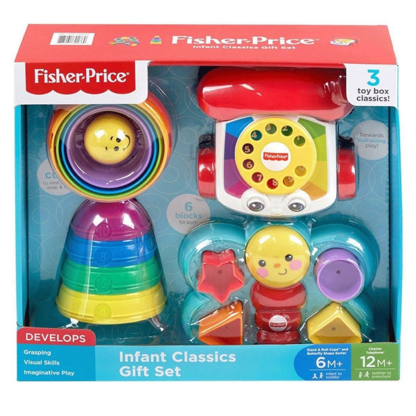 Fisher Price Classic Gift Set