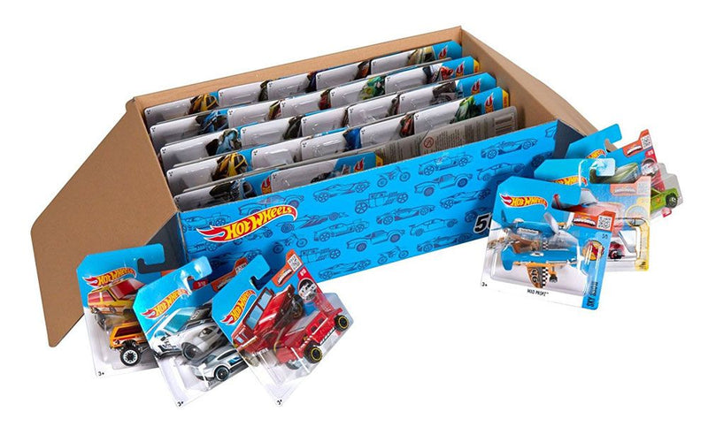 Hot Wheels Die Cast Cars 50 Pack